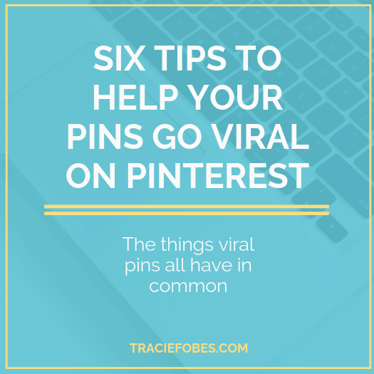c68e10283 Six Simple Tips to Help Your Post Go Viral on Pinterest