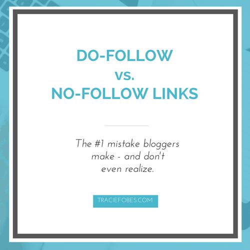 Do-Follow vs. No-Follow Links Explained
