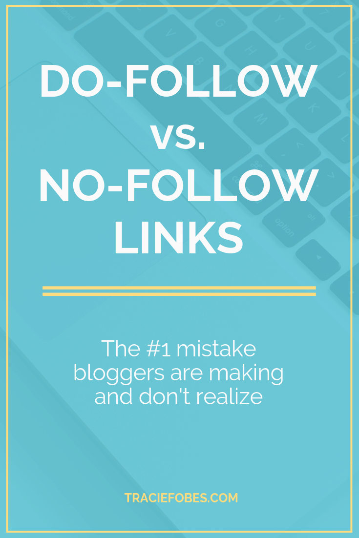 what is a nofollow link