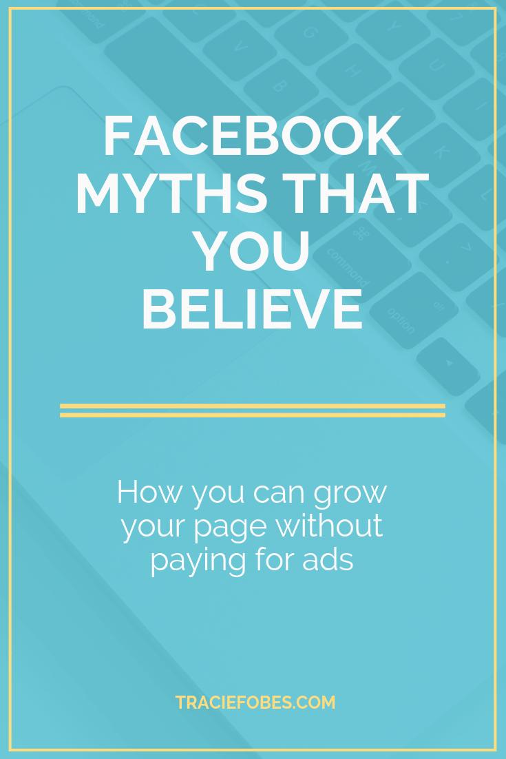 facebook myths debunked
