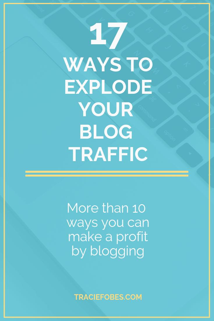 get more blog traffic